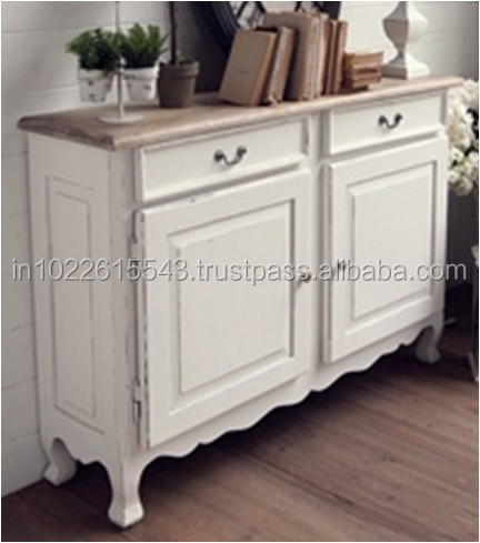 the latest 76610 428c4 Antique Design Wood Shabby Chic Sideboard For Living Room - Buy White Wash  Sideboard,Modern Living Room Sideboard,Antique Buffet Sideboard Product on  ...