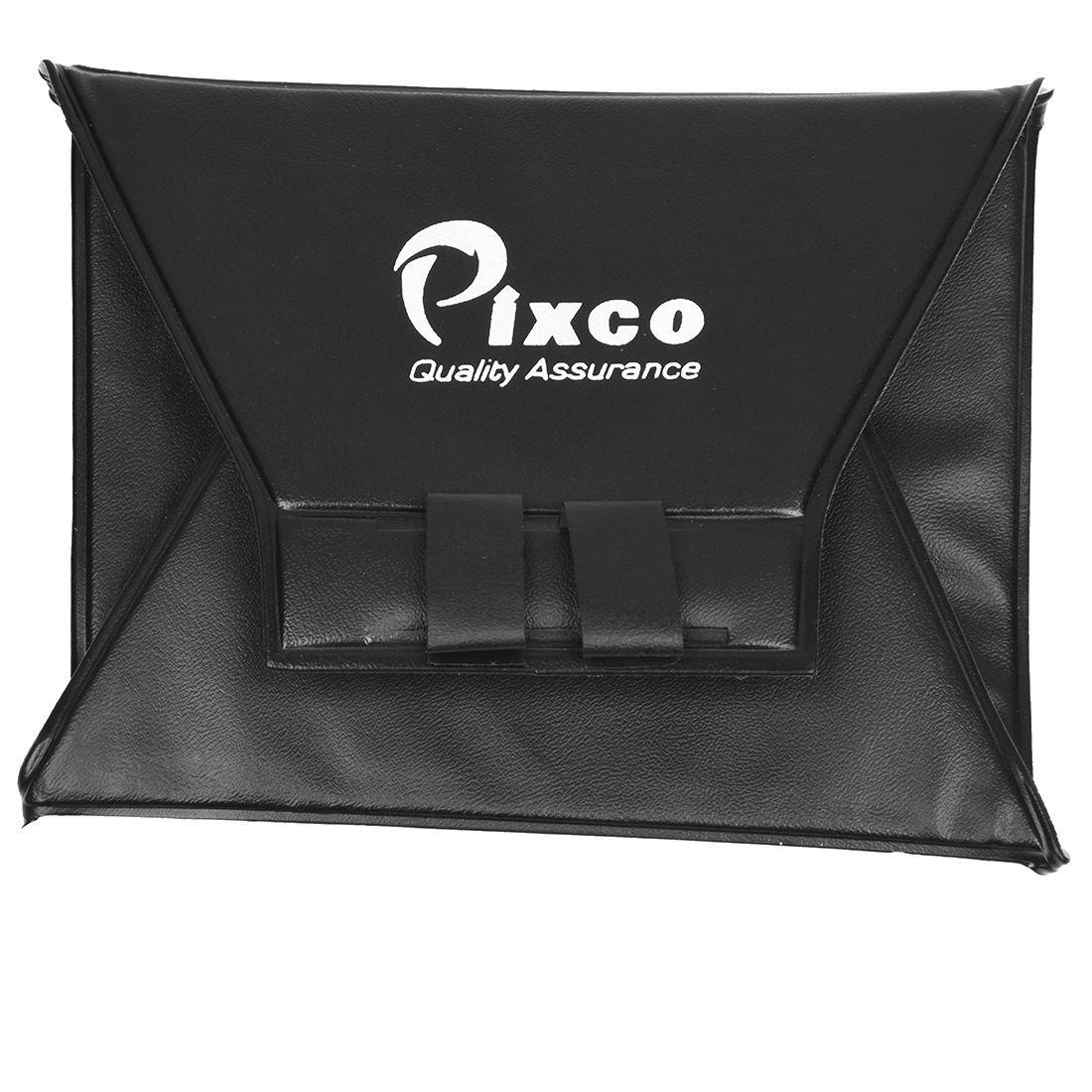 Softbox - Pixco Foldable 12X11cm Camera Flash Diffuser Softbox Flash Bounce flash for Nikon SB800 Canon 580EX
