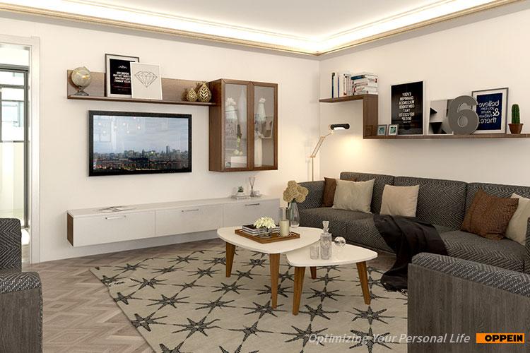 Nuovo Design Soggiorno Ad Angolo Moderno Mobile Tv In Legno - Buy Mobile  Tv,Soggiorno Mobile Tv,Mobile Tv In Legno Product on Alibaba.com