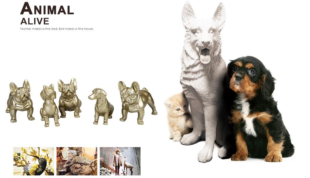Fashion Fiberglass Display Dog Mannequin For Sale Buy Dog