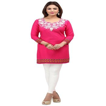 Fancy Kurti for Women - Long Formal Kurta
