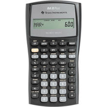 Texas Instruments BAII PLUS Advanced Financial Calculator IIBAPLTBL3E2 ใหม่