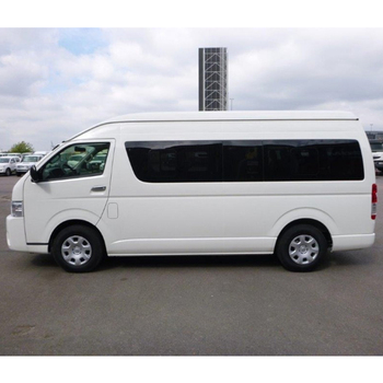 FAIRLY USED CHEAP TOYOTA HIACE VAN /HIACE  BUSES FOR SALE