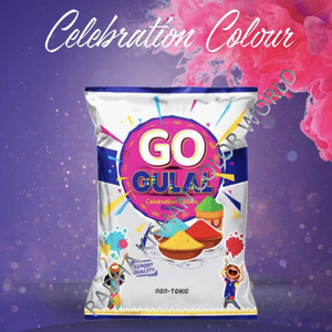 Go Holi Gulal Colour / Color Powder For Celeberation , Exclusive Non Toxic Herbal Quality MSDS , En-71 Approved