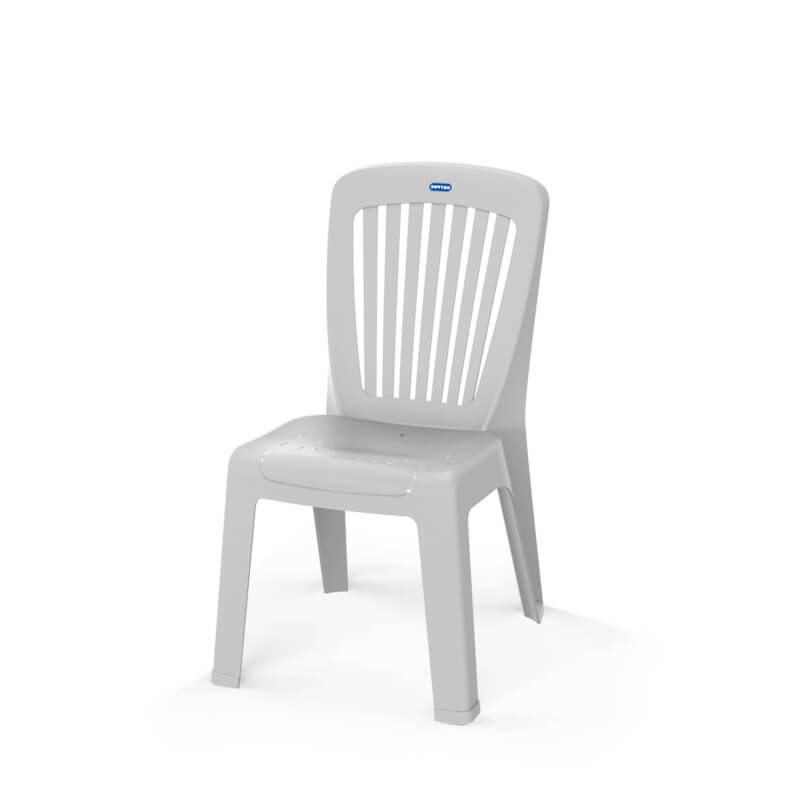SMALL SEVEN LINES CHAIR # DUY TAN PLASTIC CORP. IN VIETNAM