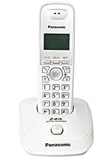 Panasonic Téléphone Sans Fil Kxtgwh Dect Longue Portée - Téléphone sans fil longue portée