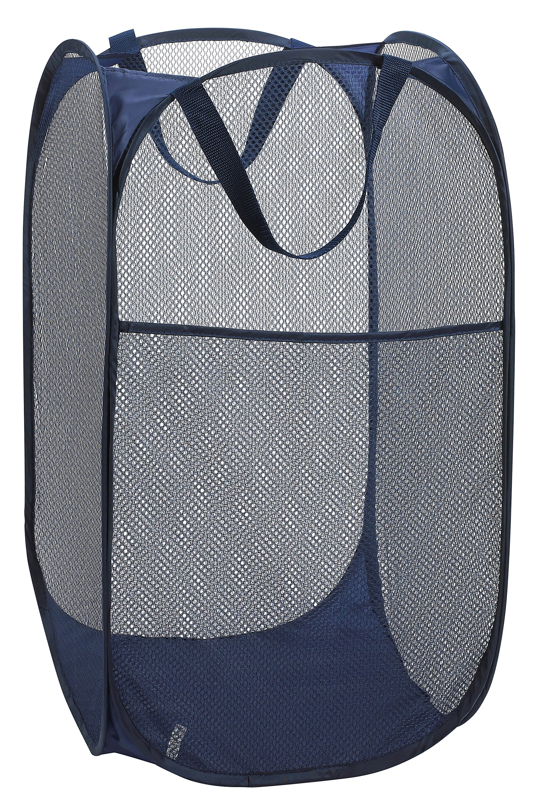 Hampers Mesh Material Helps Eliminate Laundry Odoroisture Great Hamper For College Dorm