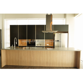 Sensational Built In Modern High Quality Kitchen Cabinets With Mdf Door Panels Buy Kitchen Cabinets Modular Kitchen Wooden Kitchen Cabinet Product On Beutiful Home Inspiration Ommitmahrainfo