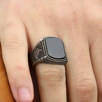 Silver 925 Men's Ring