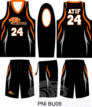 48c7e1cea426 Sublimated Basketball Uniform Design 2018   Youth Basketball Uniform ...
