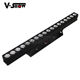 18x10w Led Pixel Bar 4 in 1 COB led wall washer light RGBW LED Individual Control wash bar