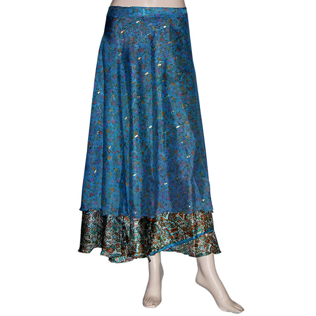 Women's Clothing Clothing, Shoes & Accessories 100% True Traditional Sexy Long Silk Sari Beach Wrap Multi Layer Plus Size Wrapskirts 108