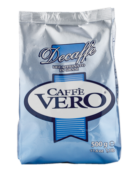 Decaffe Blend - Made in Italy - Decaffeinated Roasted Coffee Beans