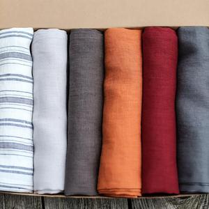Pure 100 % Linen Fabric