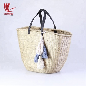 Wholesale Natural Seagrass Bag 8fc3e43a7af30