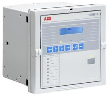 Motor Protection Relay Rem610 - Buy Abb Rem610,Motor Protection  Relay,Electric Relay Product on Alibaba com