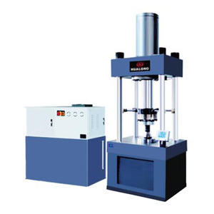 HUALONG KKW 600-2000 Steel Pipe Flanging Tester Special Design for Metal Tubes