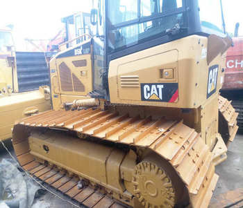 second hand caterpillar bulldozers for sale CAT D5K in shanghai