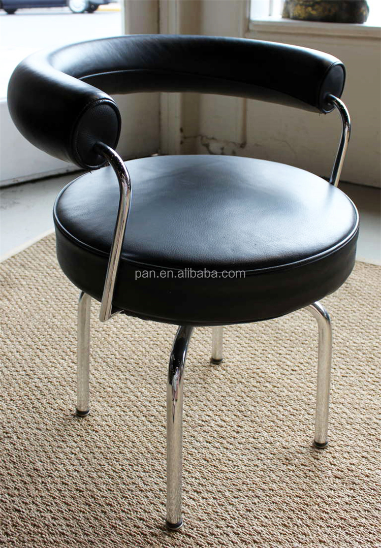 Cassina Living Room Furniture Le Corbusier Lc7 Swivel Chair ...
