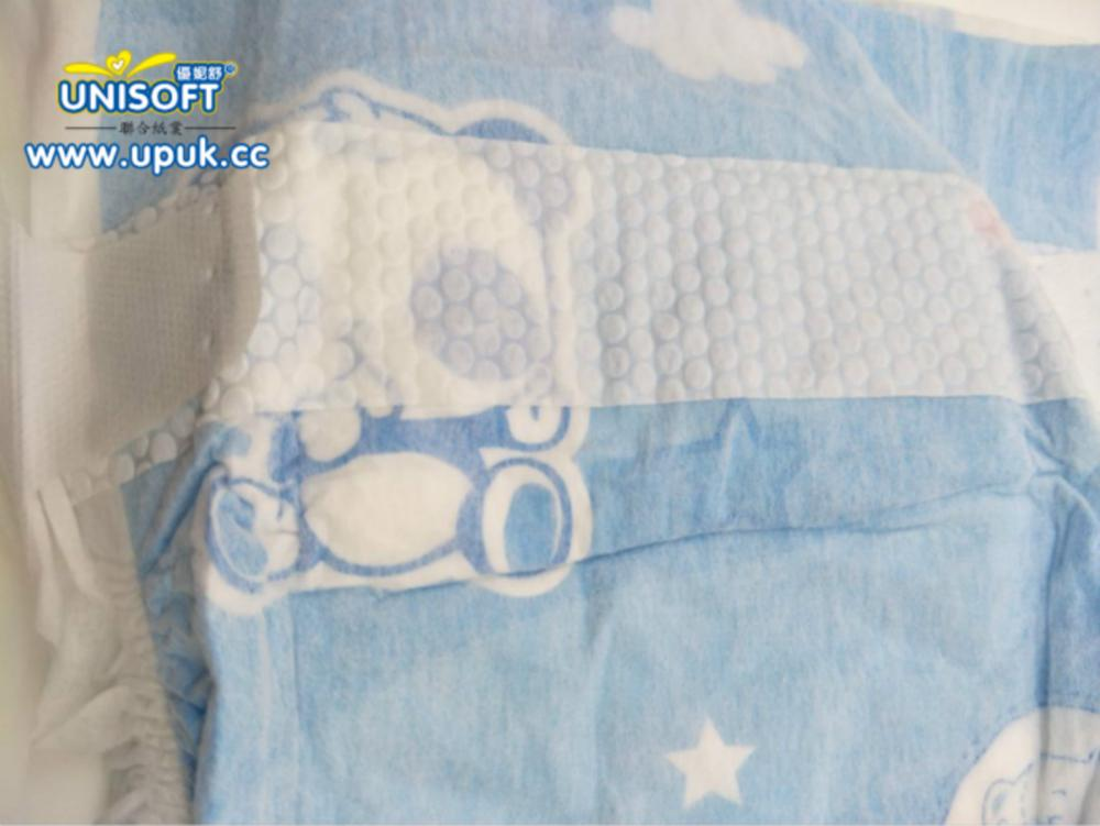 OEM Top quality 핫 세일 일회용 sleepy super soft baby 기저귀 manufacture