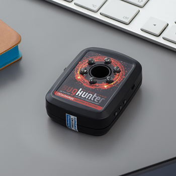 World smallest spy camera detector