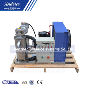 Sindeice high quality seawater slurry ice machine ice for fishery