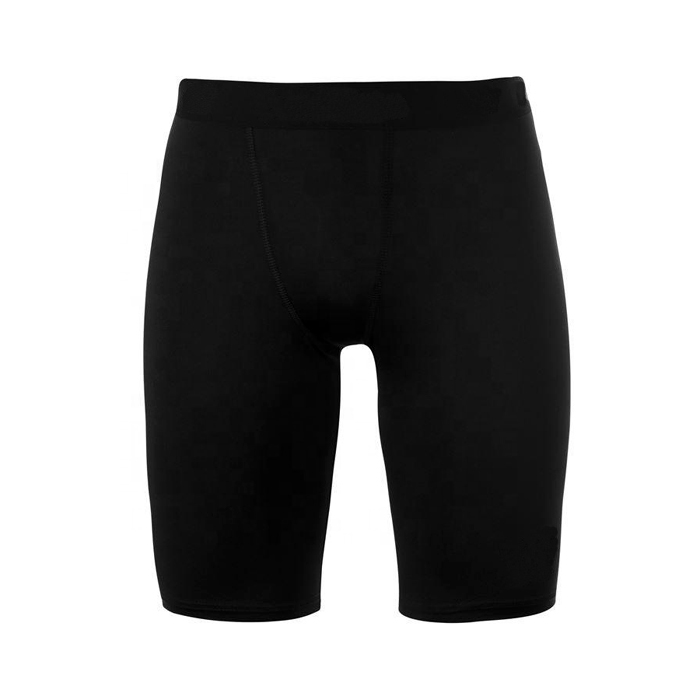 Compressão Short custom wear compression men Academia fitness