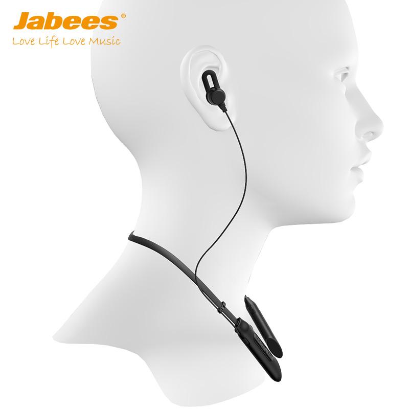 Stylish Neckband Bluetooth Earphone Wireless Headphone with Detachable & Removable Battery Stereo Headset Audifonos - idealBuds Earphone | idealBuds.net