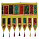diwali/navratra decor toran, door hanging home decor india hand embroidery Door Hanging
