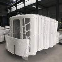 Customized Hand Lay-up Fiberglass Products for Bus Body Kit