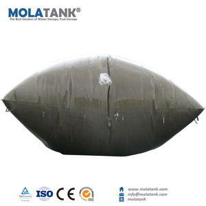 Molatank Good Quality 200000 Liter Large Size Water Storage Tank For Drinking Water