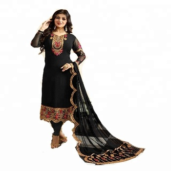 d769abca12 Pakistani Dress Design Salwar Kameez / Salwar Kameez Designs For Stitching  / Indian Salwar Kameez