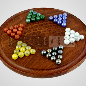 Chinese Checkers Board Game