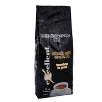 ITALIAN COFFEE BEANS 1 Kg.- ROASTED COFFEE EXCELLENT