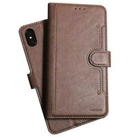 Premium PU Leather Wallet Case with Card Holder Magnetic Closure kickstand Flip Cover for iphone X xs max or iphone 7 8 plus