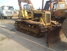 Caterpillar mini crawler bulldozer แมว d3c, D4C-LGP ใช้แมว d3/d4/d5 mini ขนาดเล็ก bulldozers dozer