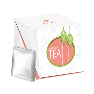 Herbal detox tea with Lotus Weight loss tea Japan
