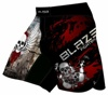 Custom Design Printed MMA Short, Fighting / Training Short two way stretch