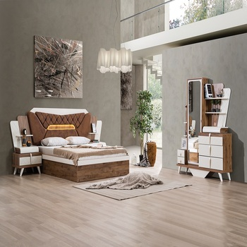 Türkische Moderne Hochwertige Luxus Trend Schlafzimmer Sets 2019