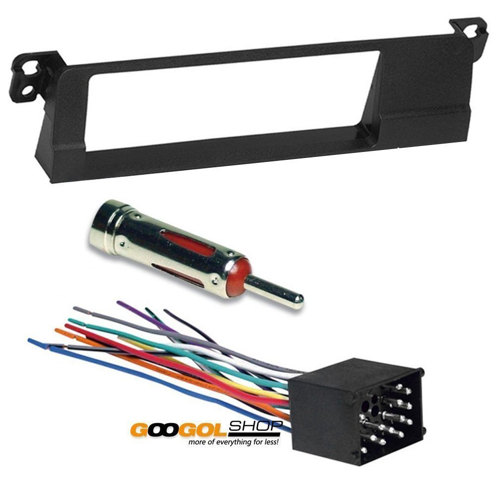 Buy Stereo Wire Harness Bmw Z3 96 97 98 99 00 01 2000 Car Radio 1996 328i Wiring Dash Install Mounting Kit Antenna Adapter For 1999 2001 3 Series