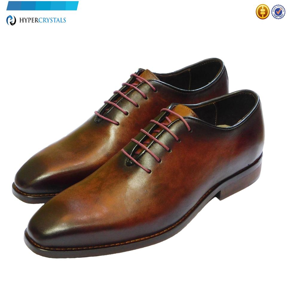 cheap luxury for patina Double price men shoes tone qxSzqAwY