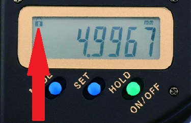 0-25mm Japanese High Accuracy Digital Micrometer Mitutoyo 293-100-10
