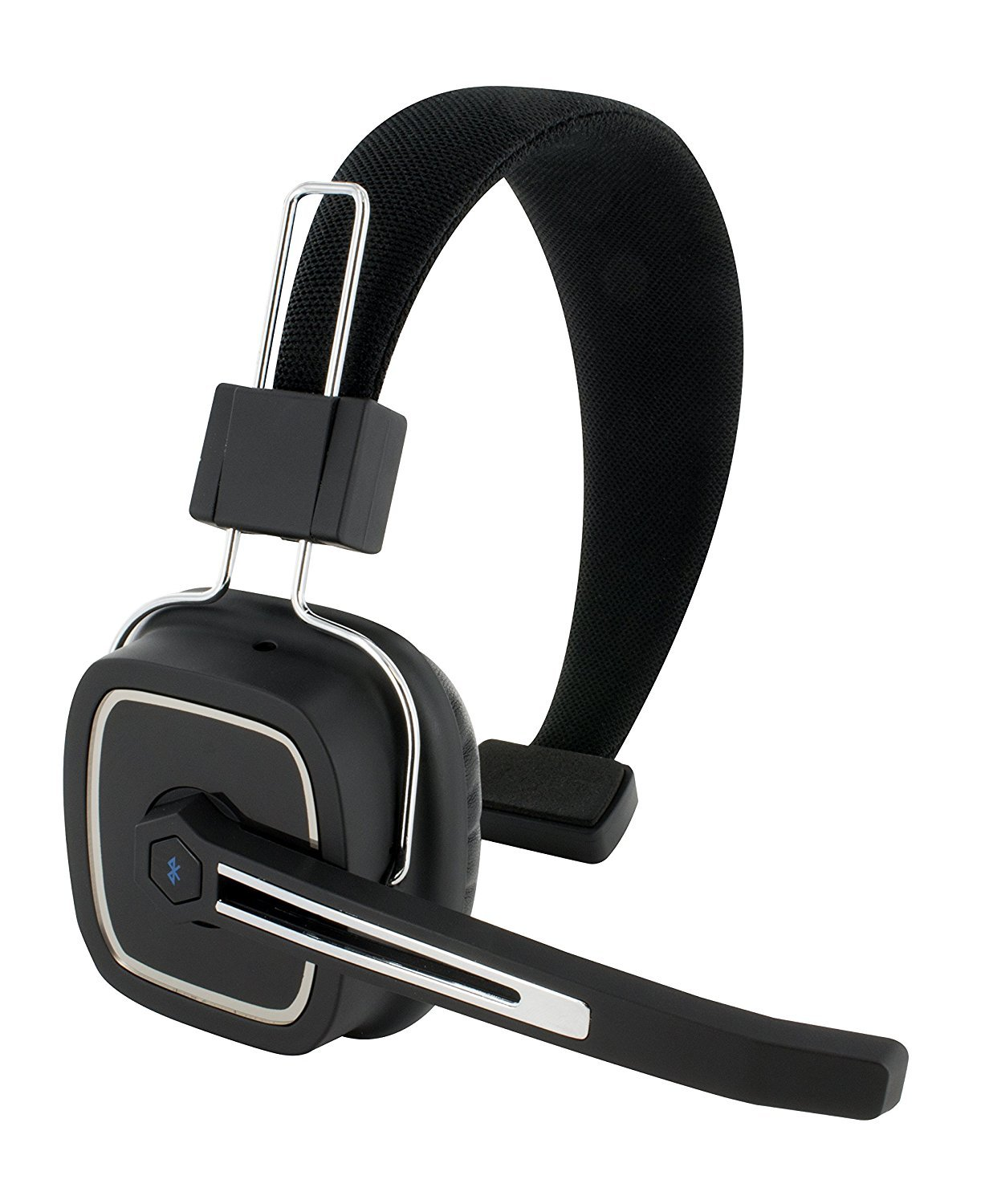 1c961ebb09b Bluetooth Headset with Mic, YAMAY Wireless Over the Head Hands Free in Car  Dual Pairing