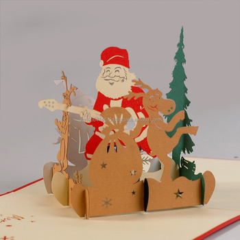 Image De Noel 3d.Christmas Card Good Price Custom Design Christmas And New Year Paper Noel 3d Pop Up Greeting Card Hand Made Card Buy 3d Pop Up Greeting Card 3d