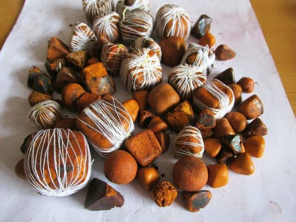 whole Ox/Cow Gallstones for sale