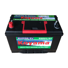 Automotive Batterie 12v80ah MF Start Auto Marine Motor Batterie
