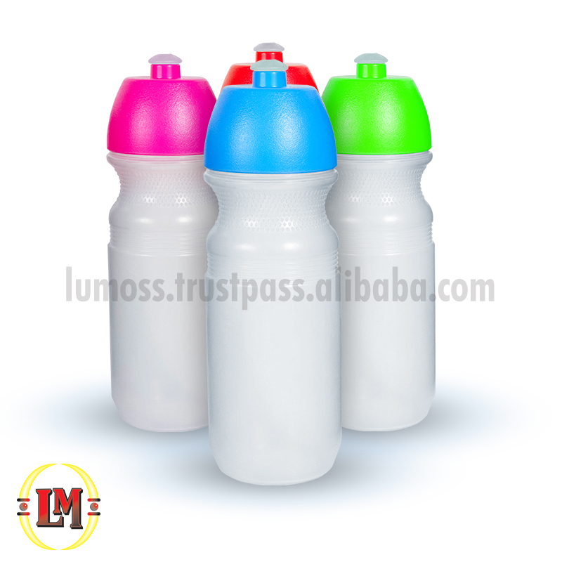 Sportec 9 Plastic Water Sports Bottle - 600ml