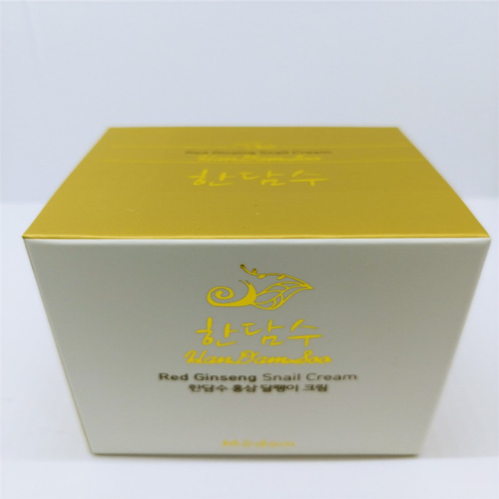 Prompt delivery korea anti aging products whitening night skin care nutrition face cream