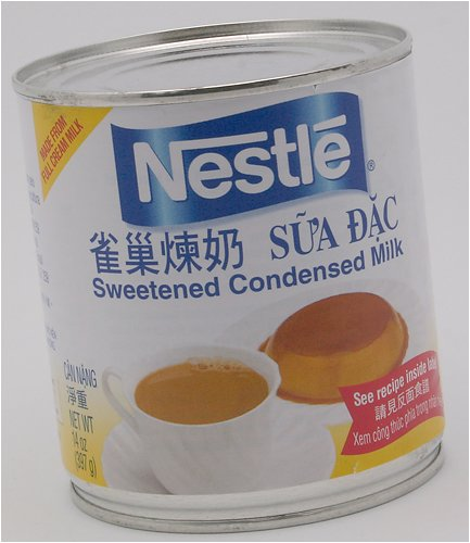 Nestle Sweetened Condensed Milk - 14 Oz. (397 G)