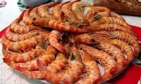 Frozen Fish, shrimps, Seafood